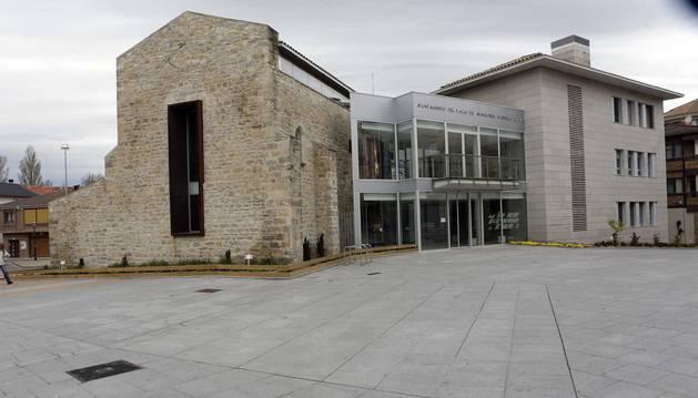 El Ayuntamiento de Aranguren.