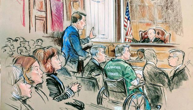 EE UU condena a 4 años de cárcel a Paul Manafort, exjefe de campaña de Trump
