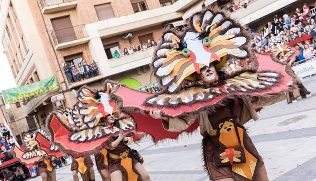 Fotos del carnaval de Villafranca 2019.
