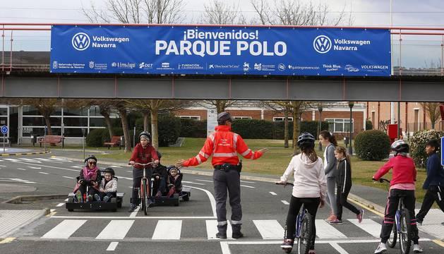 20 años del Parque Polo