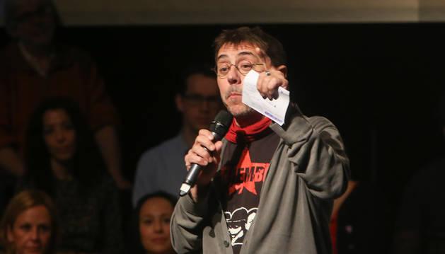 Monedero arremete contra Carmena: