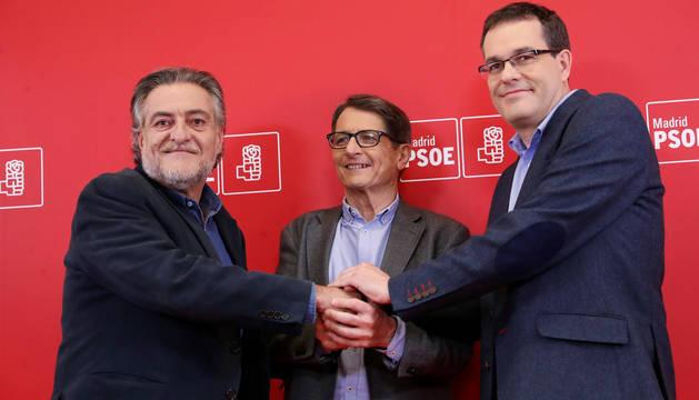 Pepu Hernández, candidato del PSOE a la alcaldía de Madrid tras ganar las primarias