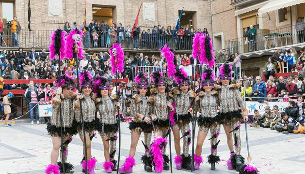 Carnaval de Villafranca 2019