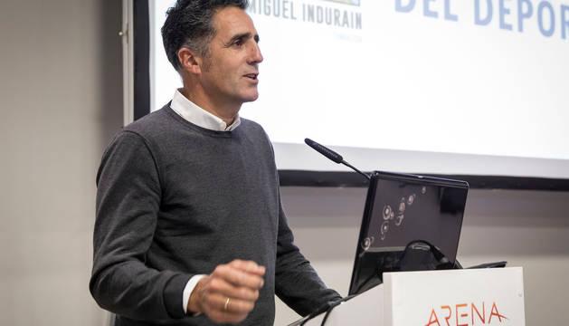 Miguel Induráin.