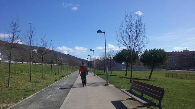 Martes soleado en Navarra con clara subida de las temperaturas máximas