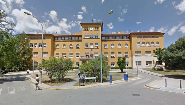 Exterior del Hospital de Viladecans