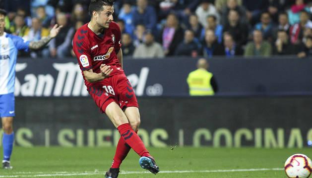 Así definió Juan Villar para marcar su décimo tanto de la temporada.