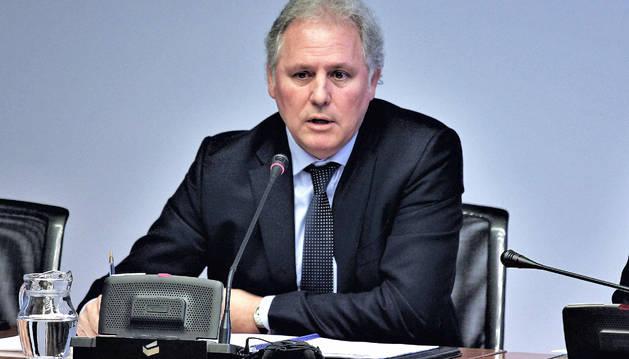 Javier Armendariz, ex presidente de Sodena.