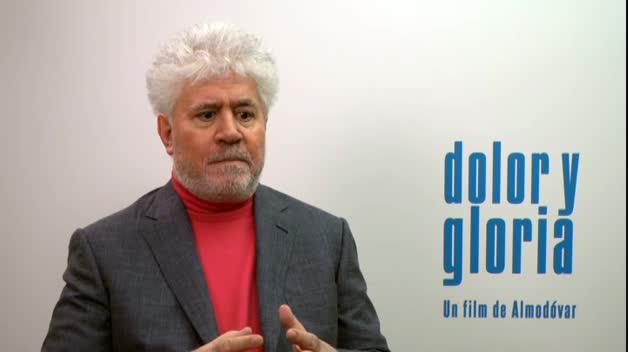 Pedro Almodóvar presenta su nueva película: 'Dolor y Gloria'