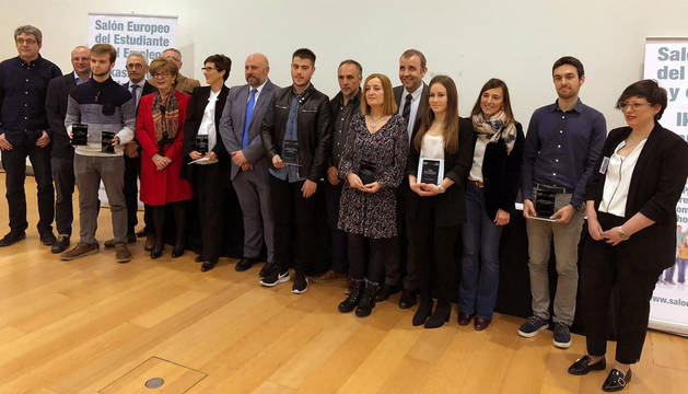 VI premios Talento.