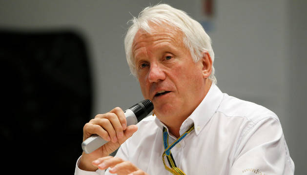 Foto de Charlie Whiting.