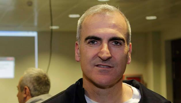foto de El presidente del comité de empresa de Volkswagen Navarra, Alfredo Morales, de UGT.