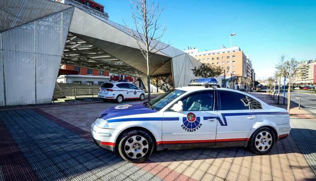 Agentes de la Ertzaintza procedieron al arresto del individuo.