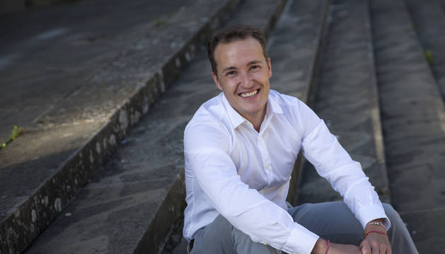 Luis Campos Iturralde, uno de los profesionales que trabajado en el estudio sobre la felicidad.