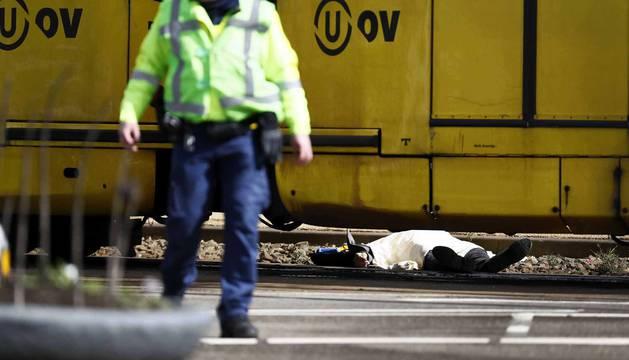 Imágenes del tiroteo en Utrecht