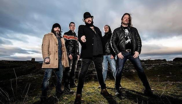 Marea anuncia que dará otro concierto en Pamplona este 2019