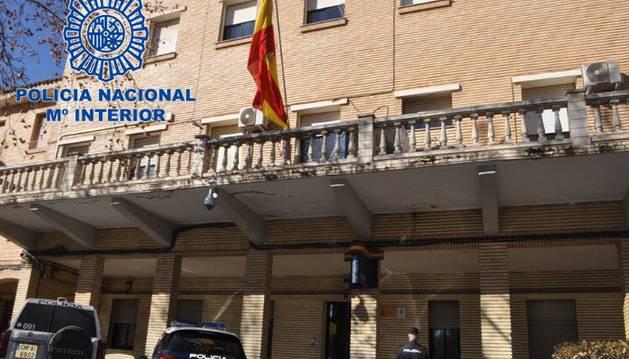 foto de Cuartel de la Policía Nacional de Tudela