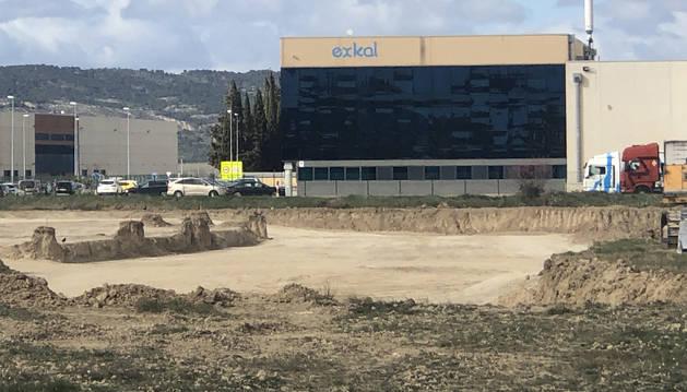 Ya han comenzado los trabajos de ampliación de Excal.