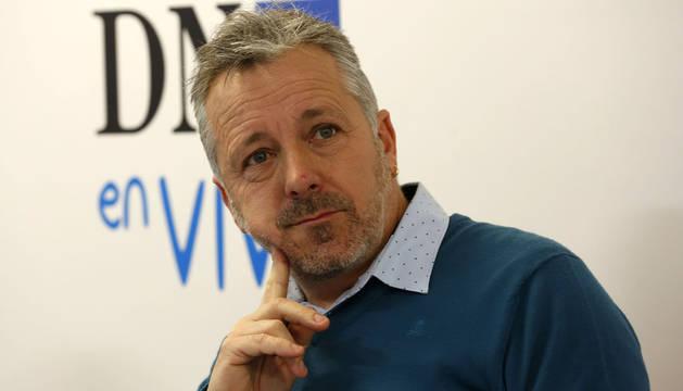 """Félix Bariáin: """"Es vital llevar el Canal a la Ribera. Es donde se bebe más agua embotellada"""""""