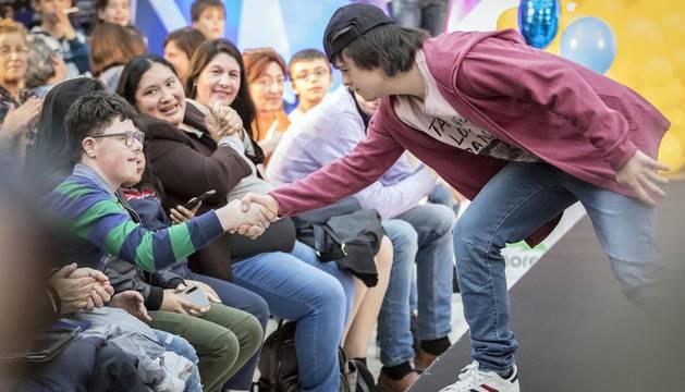 VIII desfile de moda inclusiva en La Morea
