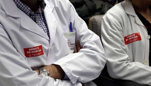 Hoy y mañana tendrán lugar nuevas jornadas de huelga de médicos