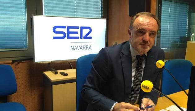Esparza reitera que Navarra Suma buscará acuerdos con el PSN
