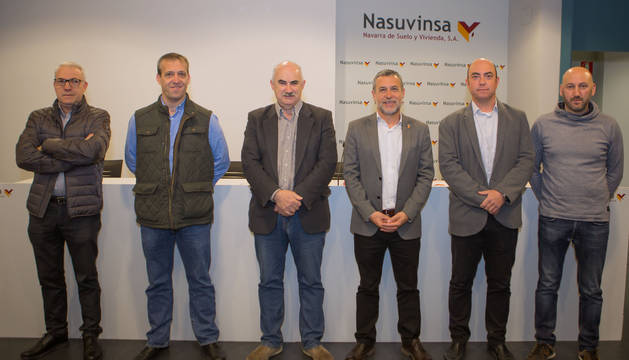 Rehabilitan casas municipales en Burguete, Espinal, Ujué y Jaurrieta para el alquiler