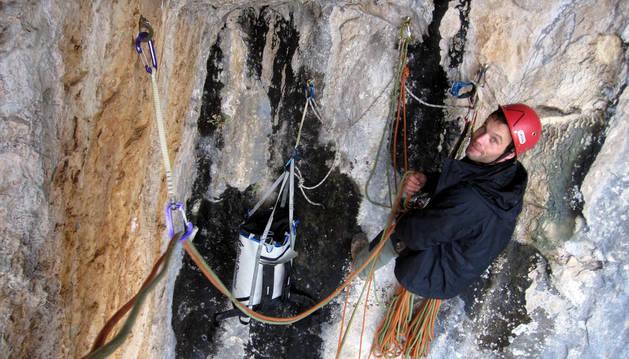 Asier Luke Pérez era un escalador experimentado.