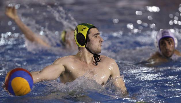 Una temporada más en la elite para Waterpolo Navarra