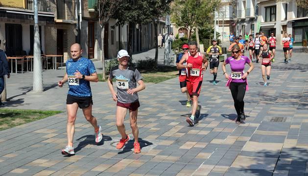 Media Maratón y 10 km Estela Navascués en Tudela