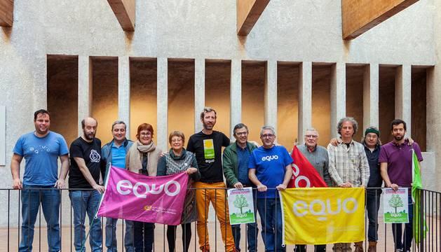 II Asamblea de EQUO Navarra-Nafarroa.