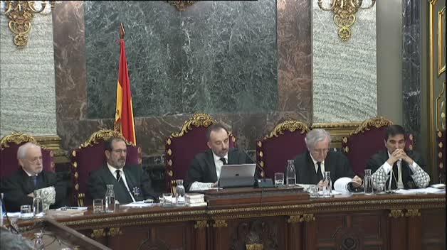 """El jefe de investigación del 1-O: """"La situación en Cataluña era un polvorín"""""""