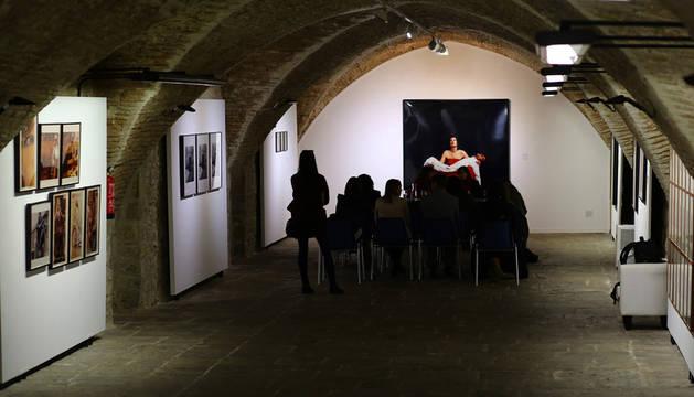 Exposición de la Colección Telefónica en la Ciudadela