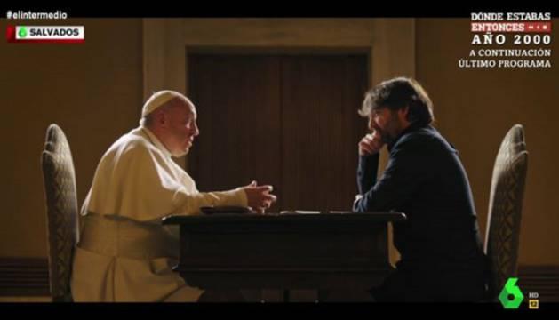 Algunos titulares de la entrevista del Papa Francisco con Jordi Évole