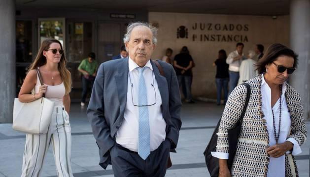 Muere el director del máster de Cristina Cifuentes, Enrique Álvarez Conde