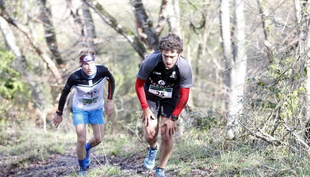 I carrera de montaña Ultzama Trail