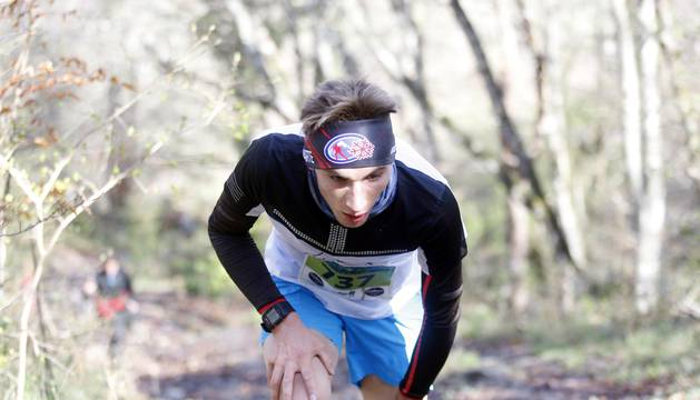 Larraintzar ha acogido la salida y la meta de los dos recorridos, de 10 y 19 kilómetros.
