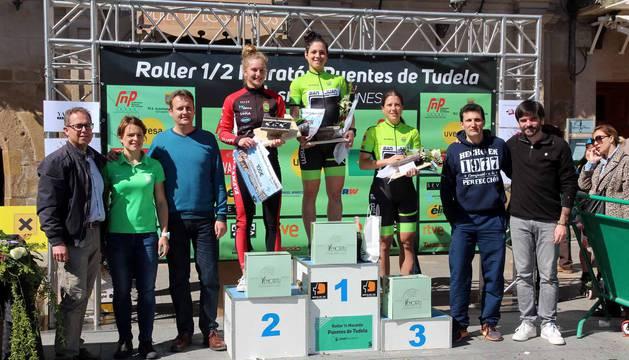 I Roller media maratón Puentes de Tudela