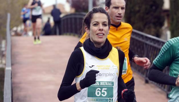 La carrera, organizada por el club Ardoi, reunió a más de medio millar de corredores.