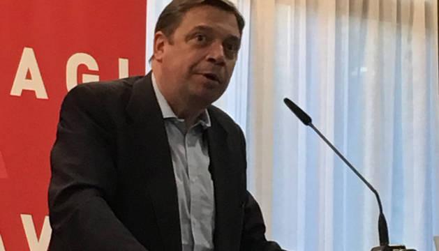 El ministro de Agricultura, Pesca y Alimentación del Gobierno de España, Luis Planas.