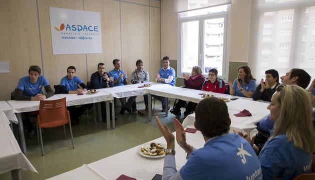 CaixaBank moviliza en Navarra al 44% de su plantilla en una nueva edición de la Semana Social