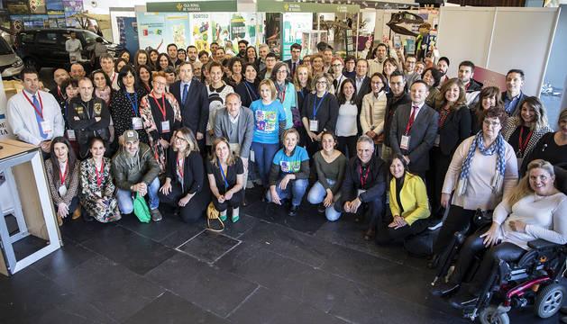 Inauguración de la Feria Expofamily en Baluarte.