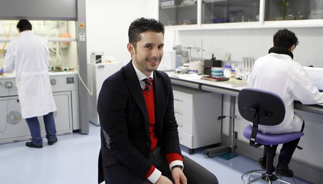 Eduardo Azanza, CEO de Veridas, firma que desarrolla tecnología de biometría facial.