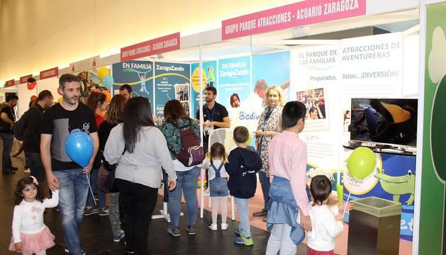 Tercer día de la Feria Expofamily 2019
