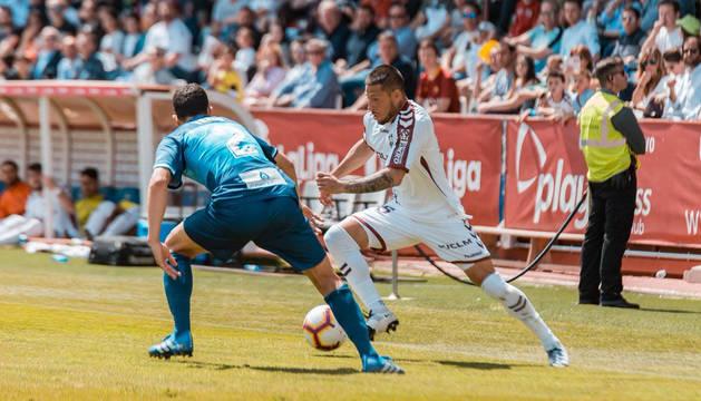 El Albacete empata en casa y se queda a 6 puntos de Osasuna