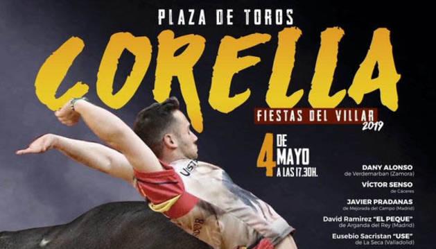 Las Fiestas del Villar de Corella contarán con un Concurso Nacional de Recortadores