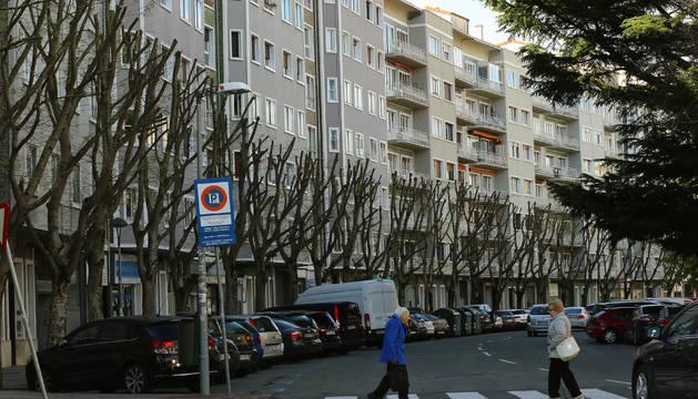 Los árboles de Sancho el Fuerte enfrentan a los técnicos de Jardines