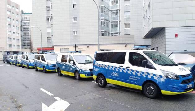 Un sindicato  advierte que el día 29 la policía se queda sin la mitad de coches