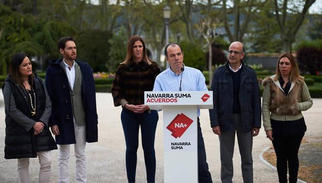 Navarra Suma apuesta por