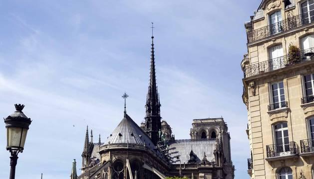 Imágenes de la catedral de Notre Dame de París antes del incendio que ha conmocionado al mundo